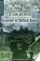 libro El Valle Del Terror Y Recuerdos De Sherlock Holmes
