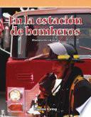 libro En La Estación De Bomberos (at The Fire Station)