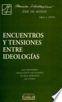 libro Encuentros Y Tensiones Entre Ideologías