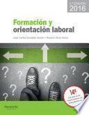 libro Formación Y Orientación Laboral Edición 2016