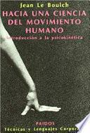 libro Hacia Una Ciencia Del Movimiento Humano