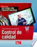 libro La Caja De Herramientas… Control De Calidad
