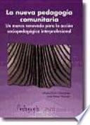 libro La Nueva Pedagogia Comunitaria