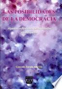 libro Las Posibilidades De La Democracia