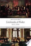 libro Limitando El Poder