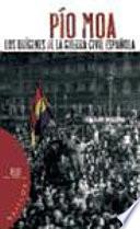 libro Los Orígenes De La Guerra Civil Española