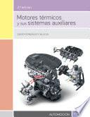 libro Motores Térmicos Y Sus Sistemas Auxiliares