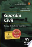 libro Temario Volumen 1. Guardia Civil. Escala De Cabos Y Guardias