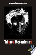 libro Tristes Metonimias
