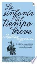 libro La Sinfonía Del Tiempo Breve