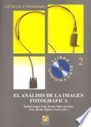 libro El Análisis De La Imagen Fotográfica