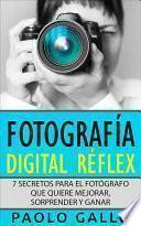 libro Fotografía Digital Réflex