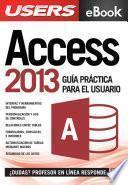 libro Access 2013   Guía Práctica