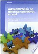 libro Administración De Sistemas Operativos En Red