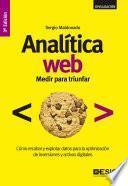libro Analítica Web: Medir Para Triunfar 3a Ed.