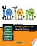 libro Aprender Las Mejores Aplicaciones Para Android Con 100 Ejercicios Prácticos