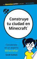 libro Construye Tu Ciudad En Minecraft