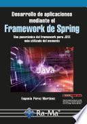 libro Desarrollo De Aplicaciones Mediante Framework De Spring