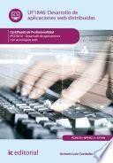 libro Desarrollo De Aplicaciones Web Distribuidas. Ifcd0210