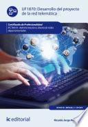 libro Desarrollo Del Proyecto De La Red Telemática. Ifct0410