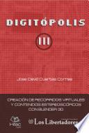 libro Digitópolis Iii