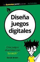 libro Diseña Juegos Digitales