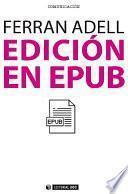 libro Edición En Epub
