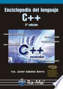 libro Enciclopedia Del Lenguaje C++. 2ª Edición