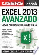 libro Excel 2013 Avanzado