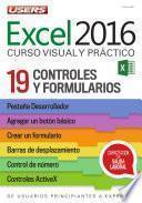libro Excel 2016 – Controles Y Formularios