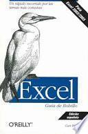 Excel Guía De Bolsillo