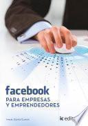 libro Facebook Para Empresas Y Emprendedores