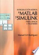 libro Introducción Rápida A Matlab Y Simulink Para Ciencia E Ingeniería