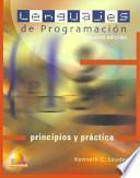 libro Lenguajes De Programación