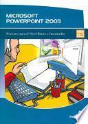 libro Microsoft Powerpoint 2003