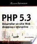 libro Php 5.3