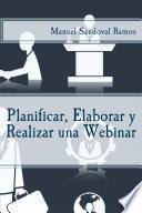 libro Planificar, Elaborar Y Realizar Una Webinar