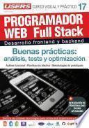 libro Programacion Web Full Stack 17   Buenas Prácticas: Análisis, Tests Y Optimización