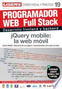 libro Programacion Web Full Stack 19   Jquery Mobile: La Web Móvil