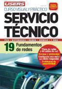 libro Servicio Técnico 19: Fundamentos De Redes