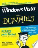 libro Windows Vista Para Dummies