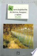 libro Nueva Legislación De Tierras, Bosques Y Aguas
