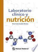 libro Laboratorio Clínico Y Nutrición