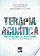 libro Terapia Acuática