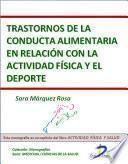 libro Trastornos De La Conducta Alimentaria En Relación Con La Actividad Física Y El Deporte