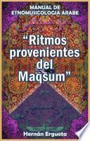libro Ritmos Provenientes Del Maqsum