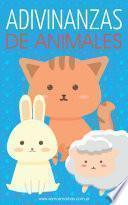 libro Adivinanzas De Animales