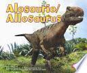 libro Allosaurus
