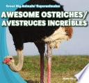 libro Avestruces Increíbles