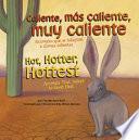 libro Caliente, Más Caliente, Muy Caliente/hot, Hotter, Hottest